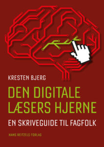 Den digitale læsers hjerne af Kresten Bjerg