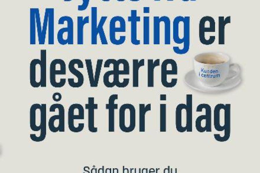 Anmeldelse – Jytte fra Marketing er desværre gået for i dag