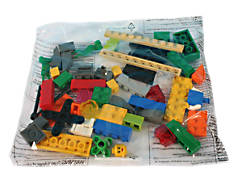 LEGO Window Exploration Bag