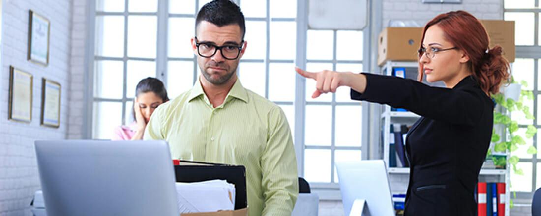 Ti tegn på at du bør overveje at fyre din arbejdsplads